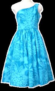 フラダンスドレス 写真