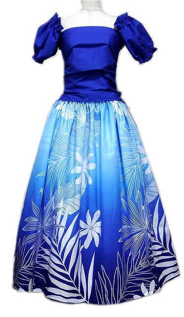 袖付きフラドレス