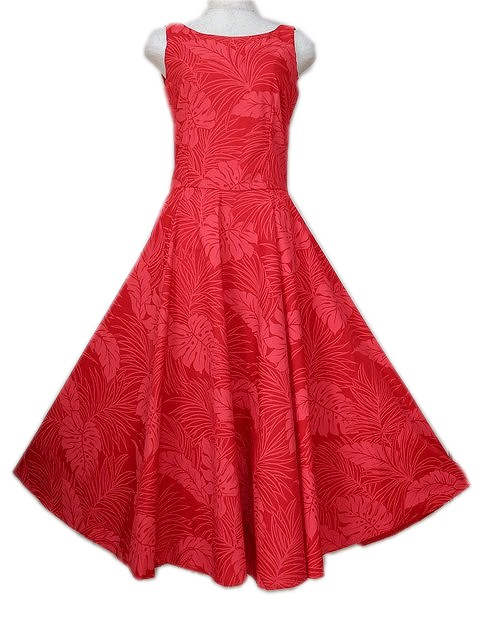 フラダンスドレス