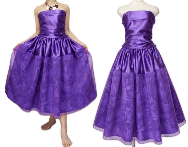 春のドレス