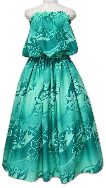 フラダンスドレス画像