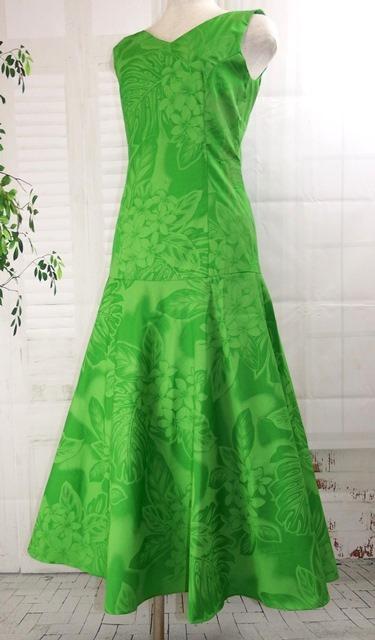 グリーン フラドレス画像