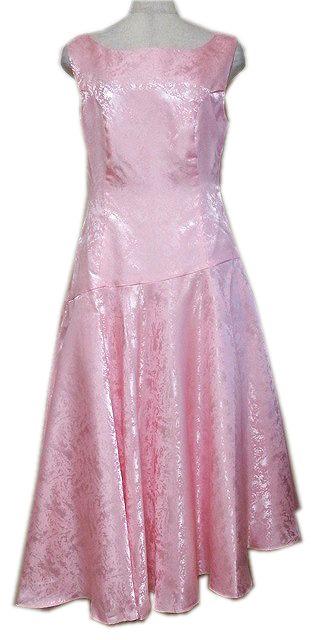 ミラージュエリー フラドレス ピンク